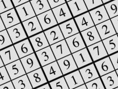 JANRIC Classic Sudoku